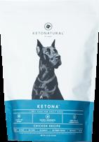 Bag of Ketona Kibble - Chicken Flavor
